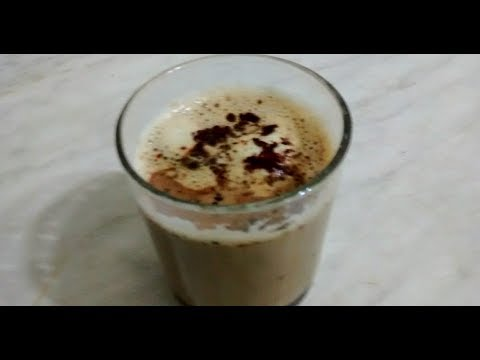 Hot Coffee With Condensed Milk/ Coffee