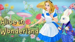 Alice in Wonderland | Fairy Tale Songs | Stories For Kids (2021)