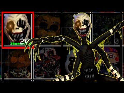 Nouvelle marionnette effrayante! Twisted Puppet dans UCN (UCN Mods)