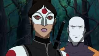 young Justice 310 attack on Santa Prisca! batman team Katana & Metamorpho Part 01