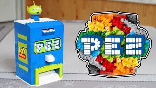 LEGO PEZ Toy Story Candy Machine