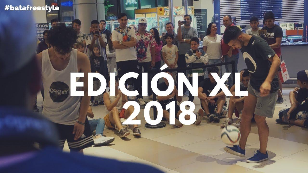 Bata Freestyle Edición Xl 2018 Freestyle Football Argentina