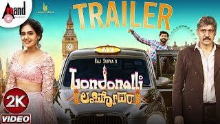 Londonalli Lambodara | New 2K Trailer 2019 | Raj Surya | Santhu | Shruti Prakash | London Screens
