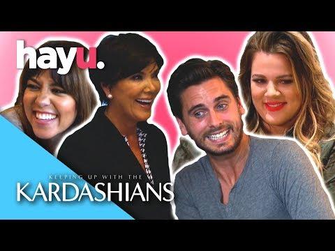 Kardashian Pranks Part 1   Keeping Up With The Kardashians