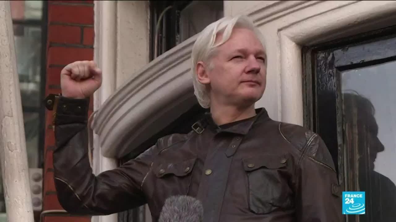 Download Procès Julian Assange : reprise des débats au tribunal de Londres