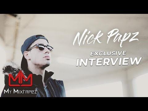 Nick Papz - 'I flipped my desk In class the day Meek Mill wanted to sign me'