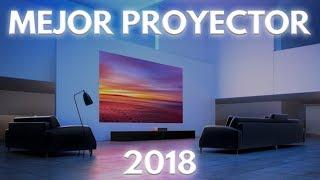 ¿Los mejores proyectores para cine en casa de 2018?