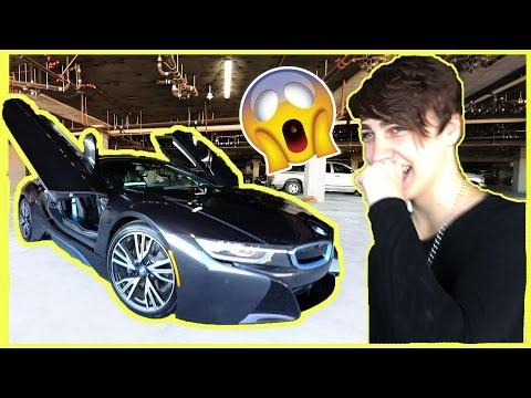 BOUGHT MY BEST FRIEND HIS DREAM CAR **PRANK**