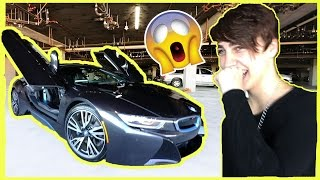 BOUGHT MY BEST FRIEND HIS DREAM CAR **PRANK**