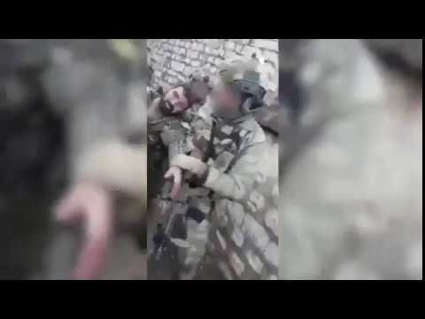 Afrin Captured YPG terrorist begs for Turkish soldiers to take them