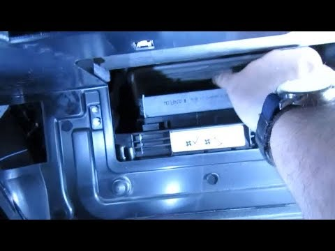 Pollen / Cabin Filter Replacement On Range Rover Sport 2014 (And Newer)