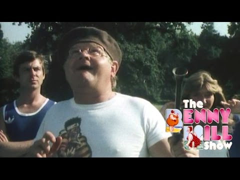 Benny Hill - Athletics w/Closing Chase (1979)