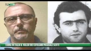 Torna in Italia il killer dei cutoliani Pasquale Scotti