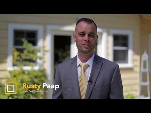 Rusty Paap   414 O'Connor Street   Menlo Park   CA 94025