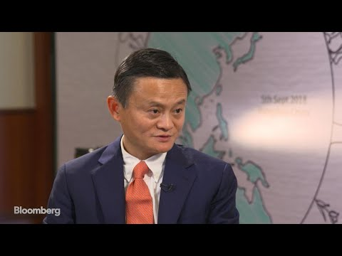 Chinese Tech Mogul Jack Ma on Philanthropic Vision