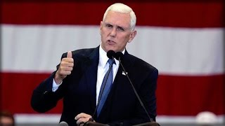 BREAKING: TRUMP JUST TOLD PENCE TO DRAIN THE SWAMP! LOOK WHAT PENCE JUST DID