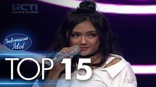 MARION - DAMN I LOVE YOU (Agnez Mo) - TOP 15 - Indonesian Idol 2018