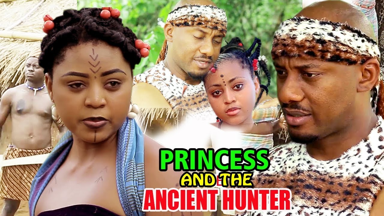 Download The Princess And The Ancient Hunter Season 3&4 - (Regina Daniels) 2019 Latest Nollywood Epic Movie