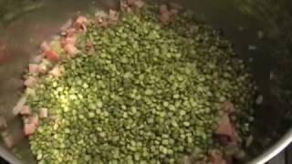 Ham And Split Pea Soup Recipe - A Great Soup