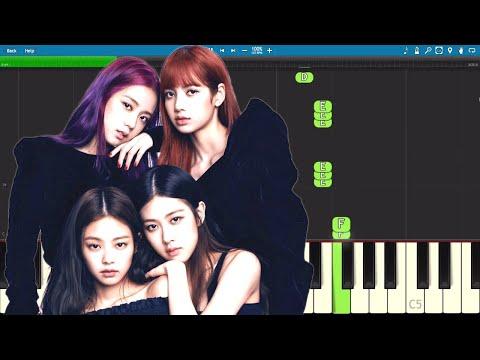 BLACKPINK - Kill This Love Piano Tutorial