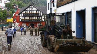 Floods in Germany leave more than 150 dead - Anadolu Agency