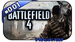 Battlefield 4 #001 - Deutsch German - Siege of Shanghai - Let