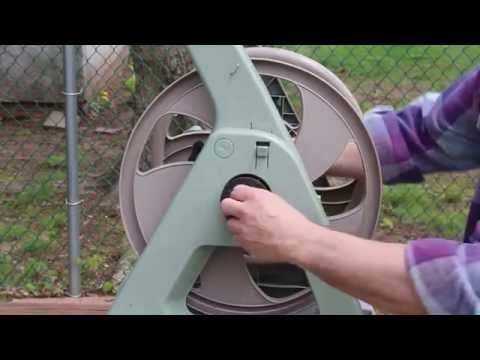 Ames ReelEasy Hose Reel Repair
