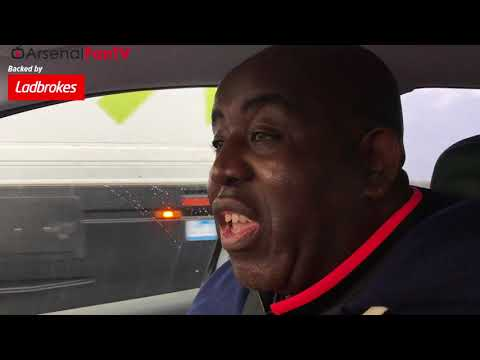 Arsenal v Tottenham | Road Trip To The Emirates