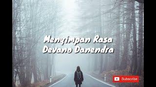Menyimpan Rasa - Devano Danendra (แปลไทย)