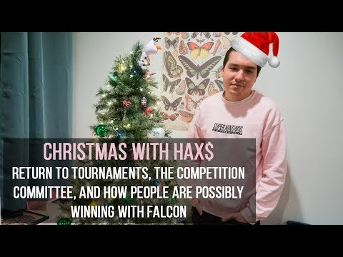 "Christmas with Hax$ - ""The competition committee is a joke;"" plus, why Wizzy is probably an android"