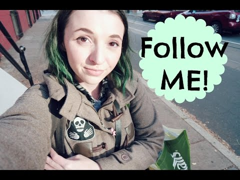 Follow me! Philly Marshalls, & Our newhouse