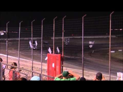 ASCS Sprint Main @ Lubbock Speedway 5-15-15