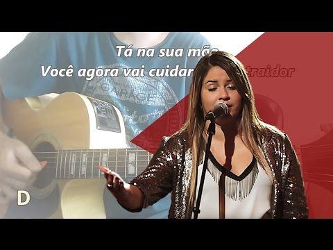 (Karaokê) Infiel - Marília Mendonça -- Violão Instrumental (com letra e cifra)