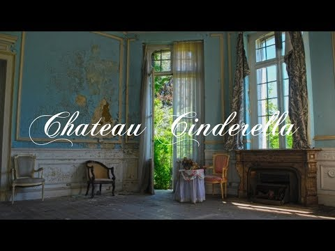 Beautifull Abandoned Chateau Cinderella [ Urbex 2018 ]