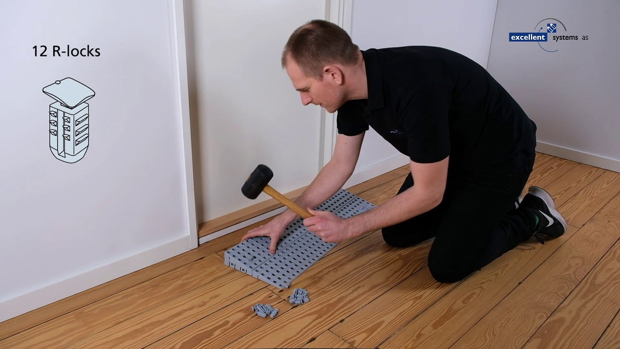 Ramp KIT 1 instruction by Excellent Systems