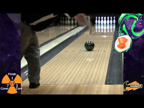See the Hammer Cobalt Vibe in Action by Hammer Bowling from YouTube · Duration:  5 minutes 38 seconds