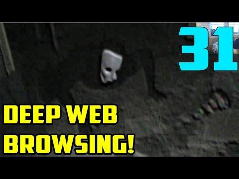 CREEPY CRAWLING VIDEO!?! - Deep Web Browsing 31