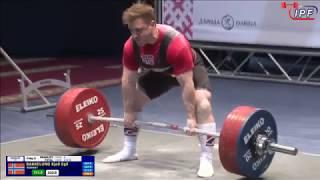 Kjell Egil Bakkelund (Norway) at the Worlds Classic Championships 2017, Minsk (Belarus)