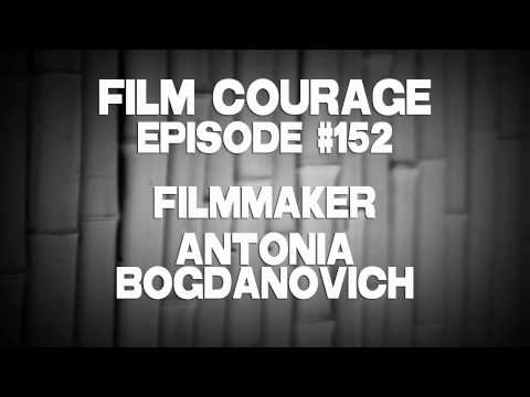 Filmmaker Antonia Bogdanovich on growing up in the entertainment industry