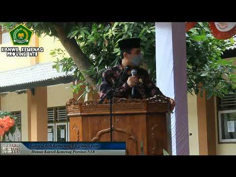 Kunker Kakanwil Kemenag Prov. NTB. ke Ponpes Darul Muhajirin dan Ponpes Nurul Ijtihad Praya Loteng