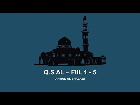 Murottal Quran Merdu Surah Al Fiil Arab Dan Terjemahan Indonesia