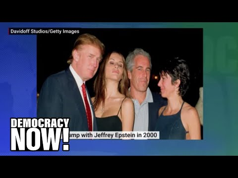 Jeffrey Epstein's high-profile friendships raise questions as sex