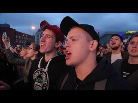 видео: Парад россии