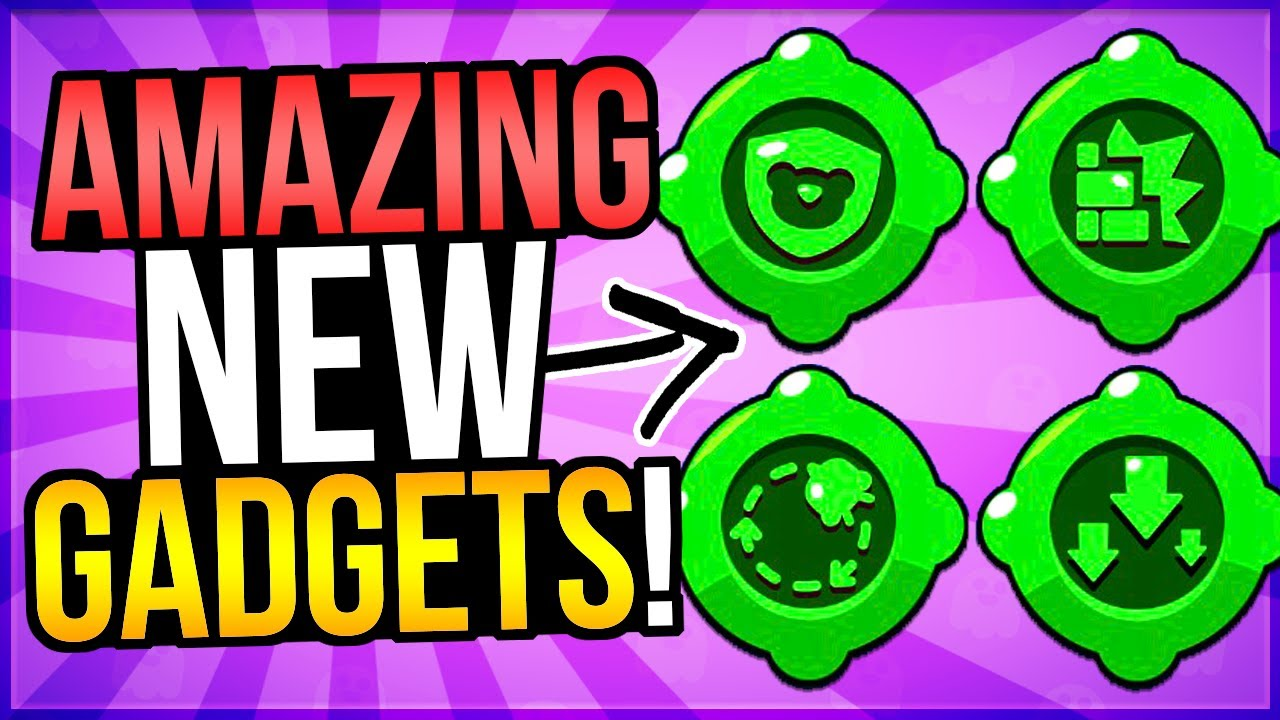 FREE NEW EMOTE + 4 NEW GADGETS Sneak Peek!
