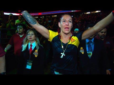 UFC 219: Cyborg vs Holm  One Crazy Fight
