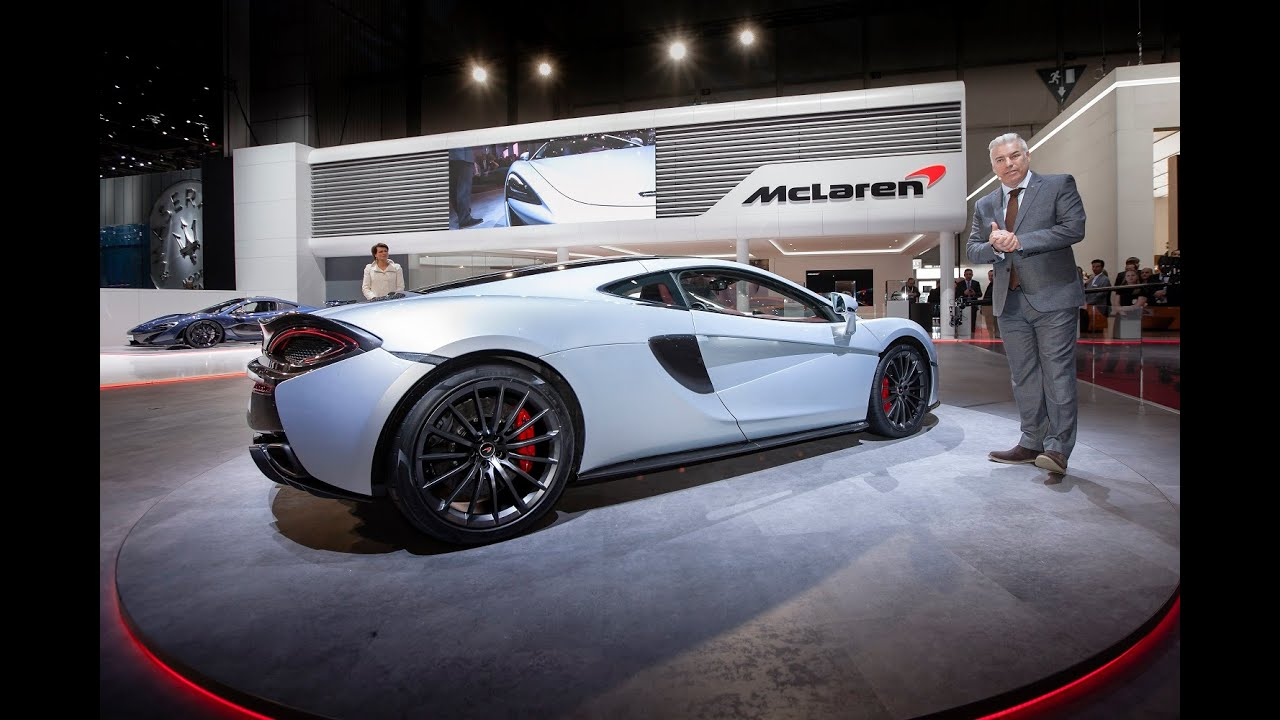 Highlights from the McLaren Press Conference - Geneva 2016