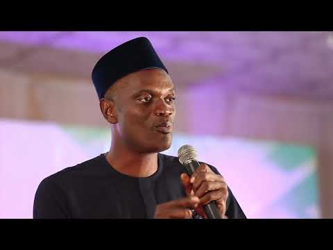 Mr Anga Sotonye   Moringa Export Launch