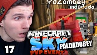 AUS FREUNDEN WERDEN FEINDE! & DIE TERRA RÜSTUNG! ✪ Minecraft Sky PVP #17 | Paluten