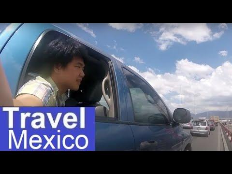 Leaving Monterrey vlog #17 Travel the world for free