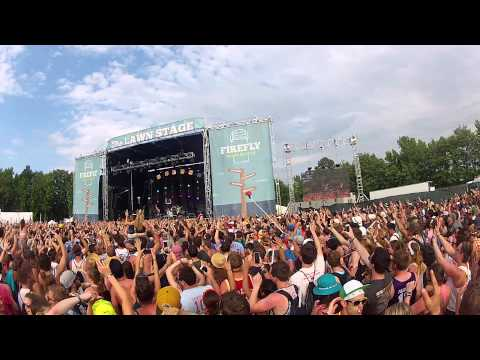 Shut Up and Dance With Me-Walk The Moon-Firefly Music Festival 2015
